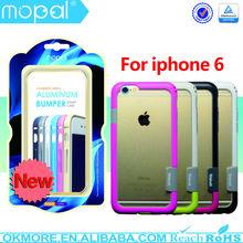 New Phone Accessories 2015 Phone Tpu+Pc Bumper Case For Iphone 6 Plus