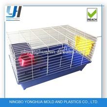custom indoor rabbit cages, pet rabbit cage 60x36x35cm
