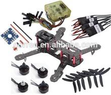 QAV250 DIY Quadcopter Kit & Emax MT1806 Brushless Motor & Simonk 12A ESC & CC3D