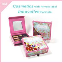 Eyeshadow Cosmetic,Eyeshadow Makeup set model naked eyeshadow professional leopard printed makeup brush set