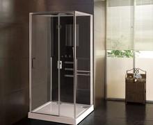 Constar Square elegant steam walk in shower cabina