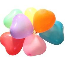 Wedding heart balloon decoration