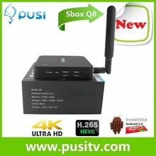 Pusi Q8 Download Tv Free Internet Set Top Box Digital Tv Tuner Scart Dvb T Receiver Rk3288 Tv Box Q8