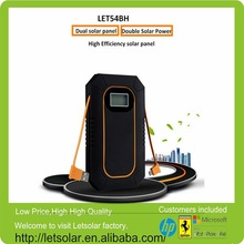 2015 new product Rain/Dirt/Shockproof Dual USB Port Portable Charger Backup External Battery Power,solar wireless charger