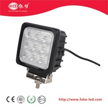 27W Square LED Work Light Lamp Off Road High Power ATV Jeep Tractor Truck flood Light
