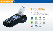 POS Terminal TPS300a hot sale Master card Gas bill payment POS