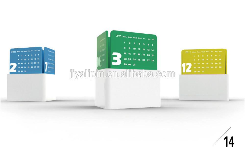 Creative desk calendar designs - Desktop calendar design ideas ...