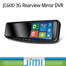 Jimi Hot-selling 3G Rearview Mirror DVR car dvd touch screen gps wifi