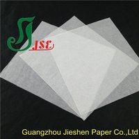 parchment paper circles