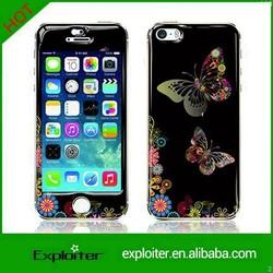 Luxury high quality fashion decorative cellular phone skin