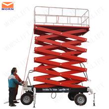 10m hydraulic mobile lifting equipment
