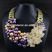2014 Latest Design Costume Jewelry/ Pearl Fashion Jewelry