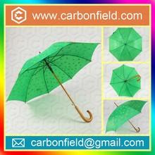 23''*8ribs Straight Umbrella Storm resistant