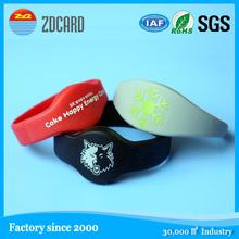 Professional manufacturer good design cotton wristband watch
