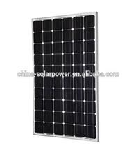popular high efficiency cheap 250wp solar pv module
