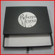 Free Coupon Custom Rectangle Hot Sale Printing Matte Black Paper Cigarette Box