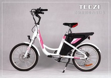 lightwight china electric moped with intelligent torqe power sensor