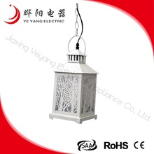 Hot-Selling white metal chandelier Light in china