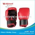 2015 nuevo modelo de la más alta calidad de cuero guantes de boxeo.