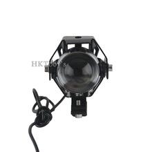 Hot Sale U5 headlight 3000 lumens motorcycle led lights 125w