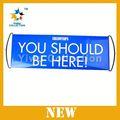 Pvc banners impressos personalizados, gsm 380 materiais de vinil e banners, banners impressos personalizados