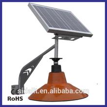 Newly design factory supply 10W panel and 5W LED mini solar light kits