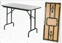 Home and office meeting used long foldable table