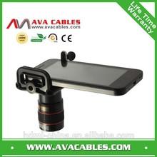 Digital Camera Lens Optical Lens 8X Zoom Telescope lens with chip for all mobile phones