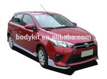 body kit for Toyota Yaris 2014 (HB) / Yaris 2014 body kit