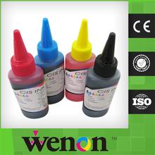 uv ink for 4 color inkjet printer uv dye ink