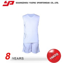 Newest Hot Selling Hot Quality Fashion Style Reversible Jersey Basketball