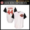sèche ajustement personnalisé maillots de baseball des yankees maillot de baseball maillot de baseball personnalisé