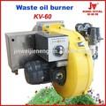 Uso queimador de óleo vegetal usado / óleo de cozinha usado / óleo pesado