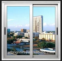 Good Design price of pvc sliding window for wholesales