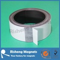 forte fita magnética flexível magnet tira de fita magnética de rolo