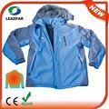batteria ricaricabile giacca riscaldata