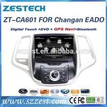 car gps dvd for Changan Eado car gps dvd with bluetooth radio A8 chipset FM AM 2015 ZT-CA601