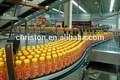 عصير مع هزة البروتين المشروبات الغازية ملء آلة خط الانتاج