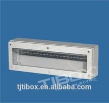 IP66 TBS series steel terminal box metal distribution box junction box