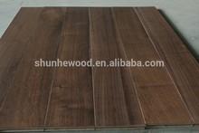 Engineered Wood Flooring/UV Lacquered Walnut Engineered Wood Flooring