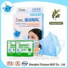 Adult 3D Prevent Haze Mask Blue,Camphol Scent)