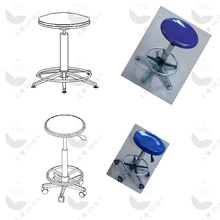 New design Industrial factory chairs sit-stand ESD stools with adjustable height