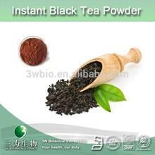 for soft drink 100% natural instant black tea powder supplier