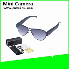 high resolution sport sunglasses with mini camera for outdoor sports