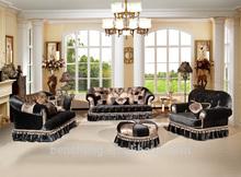 2015 New Design Sofa Elegant fabric sofa Living Room Blue Uphostery Sofa A1102