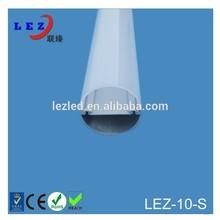 plastic PC cover t10 led tube accessory