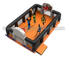 SPECIAL STITCHING PLAY basketball GAME BOUNCERS