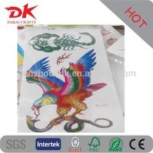 China Animal eagle tattoo designs art