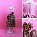 fabrica de roupas infantis vestidos longos para as meninas de 11anos antigos da china o vestuário