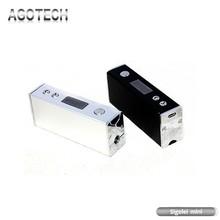 Sigelei 100watt plus box mod iPV3 v3 150w box mod and ipv mini 30w ipv 2s 50w sigelei mini 30w box mod factory price wholesale